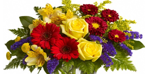 Order Fresh Summer Flowers From NC's Premier Flower Shop, Greensboro, North Carolina