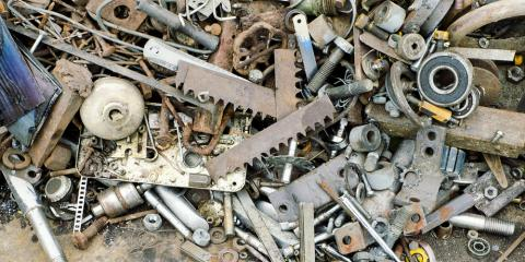 4 Scrap Metal Recycling Tips, Thomasville, North Carolina