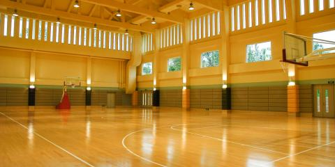 What's Involved in Refinishing Gymnasium Flooring?, Thompson, Connecticut