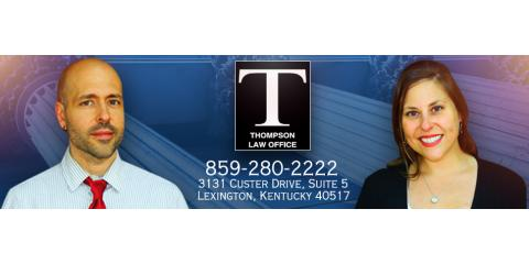 When Substance Abuse is The Culprit, Call a Defense Attorney From The Thompson Law Office, Lexington-Fayette Central, Kentucky