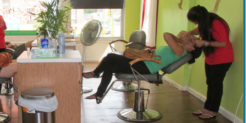 Professional Eyebrow Threading and Waxing with Amazing Brows, Manhattan, New York
