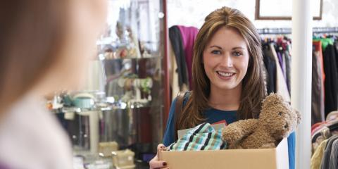 3 Types of Items to Donate to a Thrift Store, New Kingman-Butler, Arizona