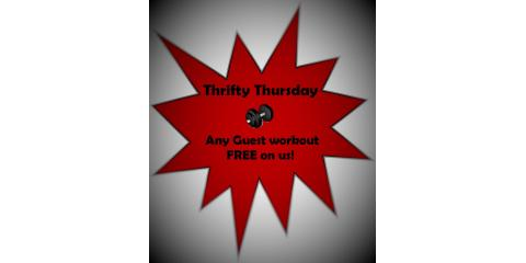Thrifty Thursday, La Crosse, Wisconsin