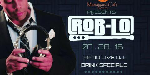DJ Rob Lo Thursday Mamajuana Cafe Queens, Queens, New York
