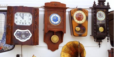 A Guide to Winding Antique Clocks, Mason, Ohio