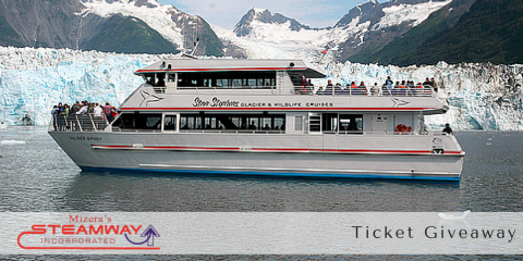 Summer Special Ticket Giveaway, Kalifornsky, Alaska