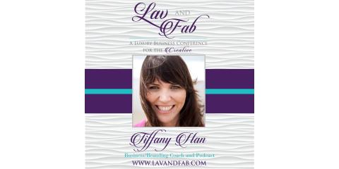 Tiffany Han at Lav and Fab, Calistoga, California
