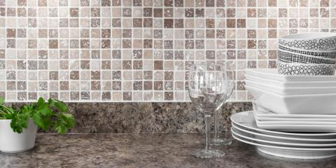 A Tile Contractor's Guide to Matching Your Countertops & Backsplash, Jackson, California