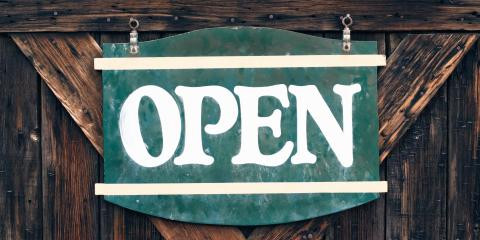 Our Clinic is Open!, Hay Creek, Minnesota