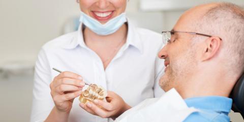 The Difference Between Dentures & Dental Implants, Rhinelander, Wisconsin