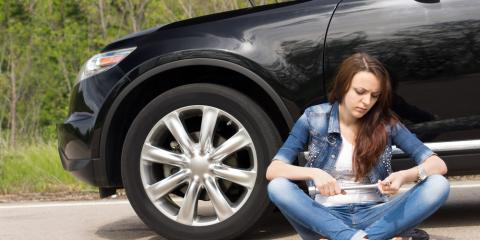 4 Tips to Stay Safe While Waiting for Roadside Assistance, Ewa, Hawaii