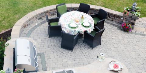 4 Concrete Patio Design Tips, Cohocton, New York