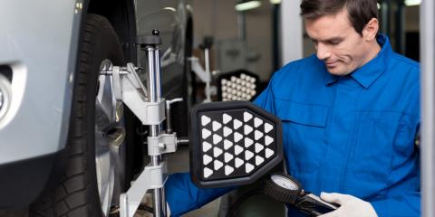 How Proper Tire Alignment Keeps Drivers Safe, Kalispell, Montana