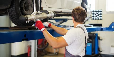 3 Benefits of Investing in a Tire Alignment, Anchorage, Alaska