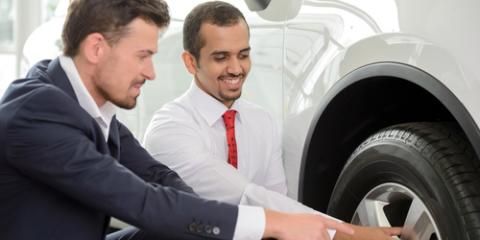 4 Key Questions to Ask Your Tire Dealer, Kannapolis, North Carolina