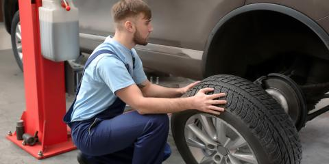 How Long Can You Drive on a Spare Tire?, Kannapolis, North Carolina