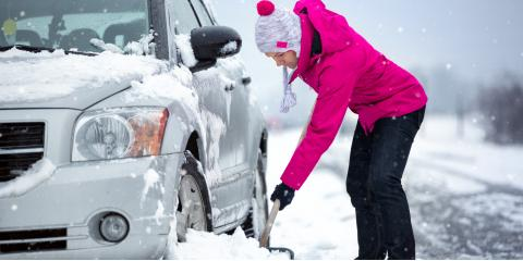 3 Ways to Protect Your Tires During Winter, Milford, Connecticut