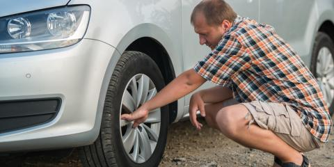 What to Do After a Tire Blowout, Paterson, New Jersey