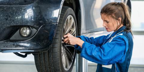 3 Benefits of Regular Tire Rotation, Lemay, Missouri