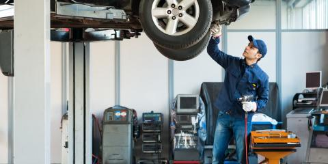 3 Steps to Maintaining Your Tires, Anchorage, Alaska