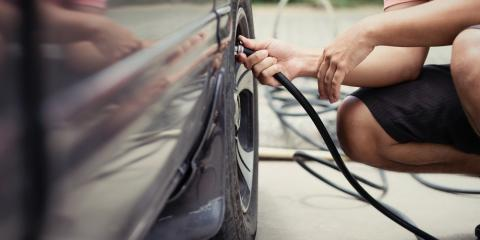 Tire Service Experts on the Importance of Monitoring Tire Pressure, Anchorage, Alaska