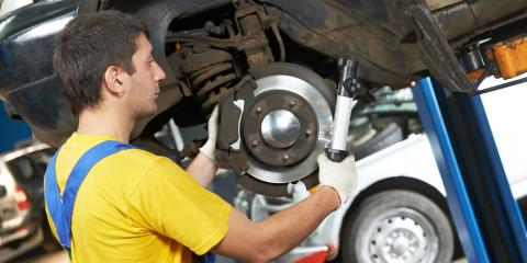 3 Warning Signs That Your Car Needs Brake Service, Kahului, Hawaii
