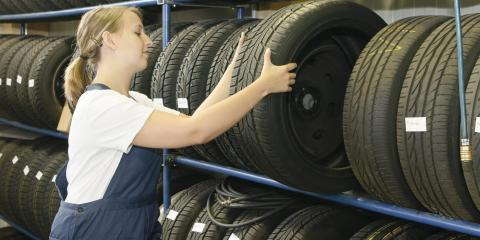 Why You Should Avoid Mixing Tires, Wentzville, Missouri