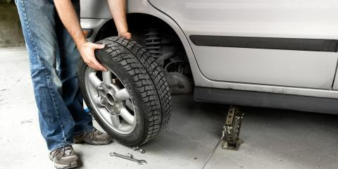 Top 4 Tips to Help You Change a Tire, Livonia, New York