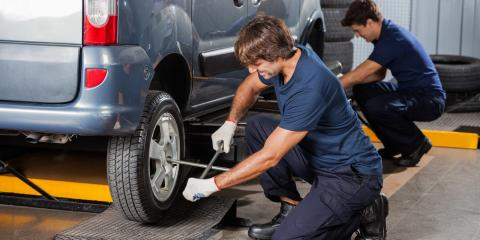 Why Do Tires Need to be Rotated Regularly?, Lincoln, Nebraska
