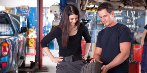 3 Tire Maintenance Tips for Spring, Anchorage, Alaska