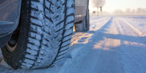 3 Crucial Reasons to Have Your Tires Checked Before Winter, La Grange, Wisconsin