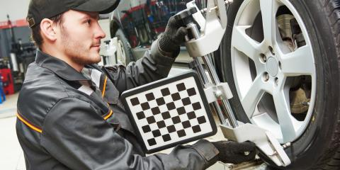 Is It Time for a Tire Alignment?, Lakeville, Minnesota