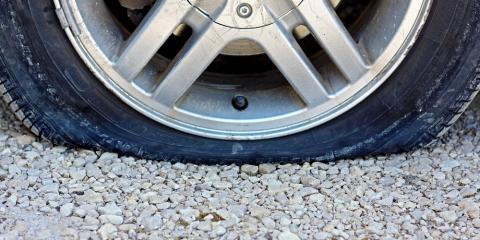 How to Tell If You Need New Tires, Anchorage, Alaska