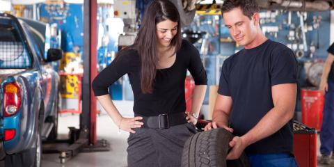 Understanding the Differences Between Summer and All-Season Tires, Anchorage, Alaska