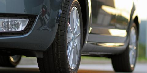 What Causes Uneven Tire Wear?, Andrews, Texas
