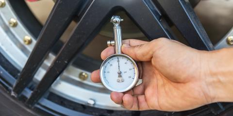 How to Find the Right Pressure Level for Your Tires, Columbia, Missouri