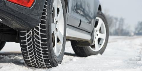 When Is It Time to Think About New Tires for Winter?, North Dansville, New York