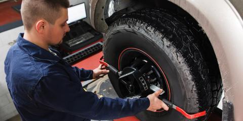 5 Benefits of a Wheel Alignment, Florissant, Missouri