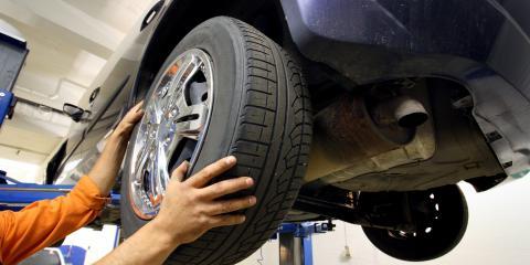 4 FAQ About Tire Rotation, Honolulu, Hawaii