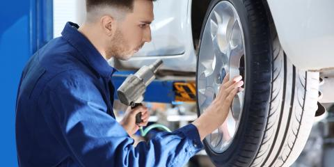 Why You Should Have Your Tires Rotated, Kannapolis, North Carolina