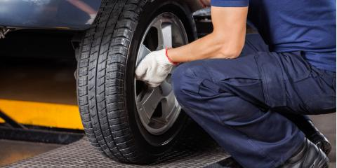 An Auto Mechanic Explains the Importance of Rotating Tires & When to Do It, Kannapolis, North Carolina