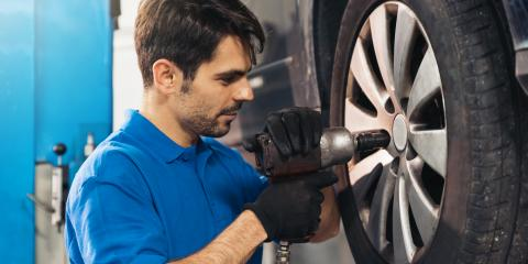 When You Should Change Your Tires, Nicholasville, Kentucky