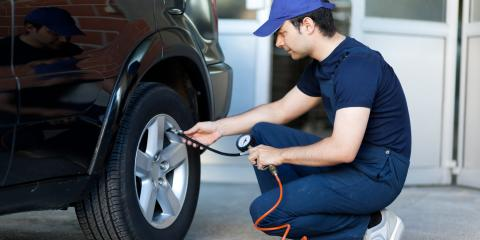 How to Determine the Best Tire Pressure for Your Vehicle, ,