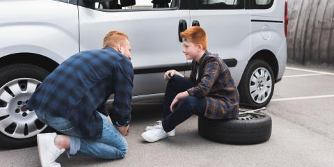 Top 3 Signs Your Tires Are Failing, Paterson, New Jersey