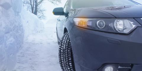 How Cold Weather Affects Your Tires, Paterson, New Jersey