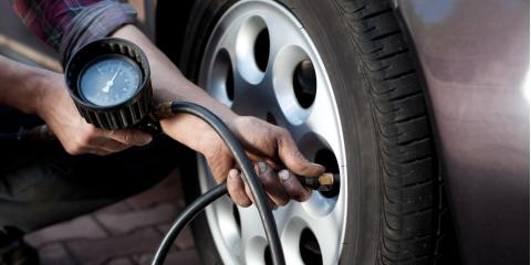 How to Check & Fill Tires in 3 Simple Steps, III, West Virginia