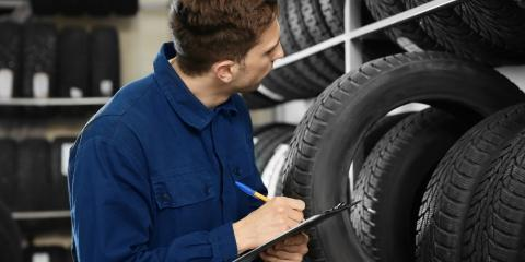 What to Know About Tire Tread, Warrenton, Missouri