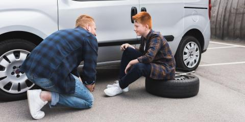 What Should You Know About Tire Tread?, Wentzville, Missouri