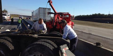 Garrett's Towing & Recovery Service Offers 5 Steps For Handling a Tire Blow Out, Thomasville, North Carolina