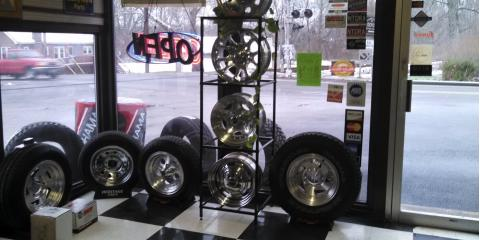Free Tire Service When You Buy 4 New Tires, Mount Orab, Ohio